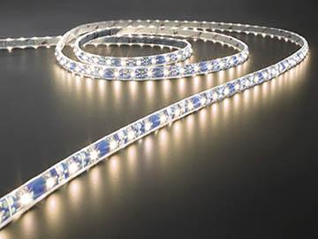 LED verlichting op de trap