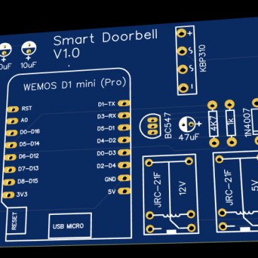 Smart Doorbell WiFi Gateway